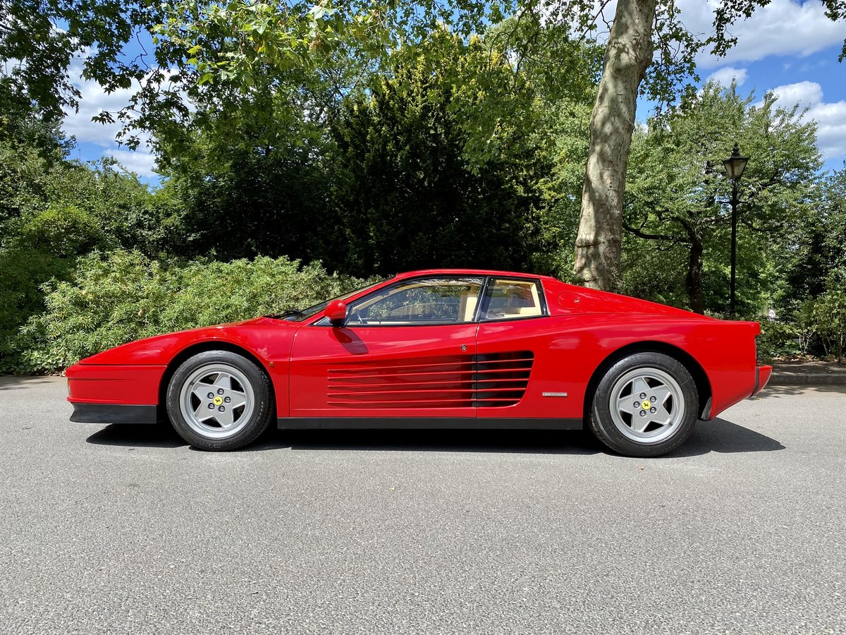 1990 Ferrari Testarossa For Sale (picture 5 of 24)