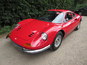 1972 Dino Ferrari 246 GT