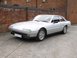Picture of 1986 Ferrari 412 GT Manual – RHD 1 of 24 Examples 51,000 mls For Sale