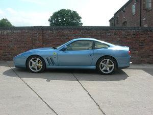 2004 Ferrari 575M 24,000 Miles – RHD 'Fiorano' Handling Pack