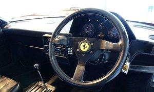1987 Ferrari 328 GTS Black