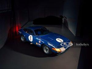 1971 Ferrari 365 GTB4 Daytona Independent Competizione