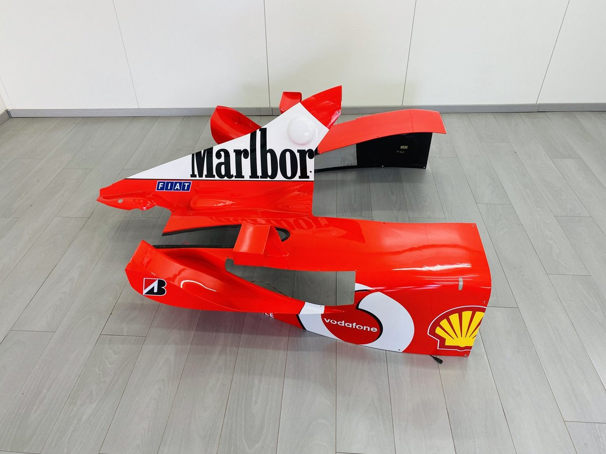 Ferrari F2002 Engine Cover For Sale (picture 1 of 6)