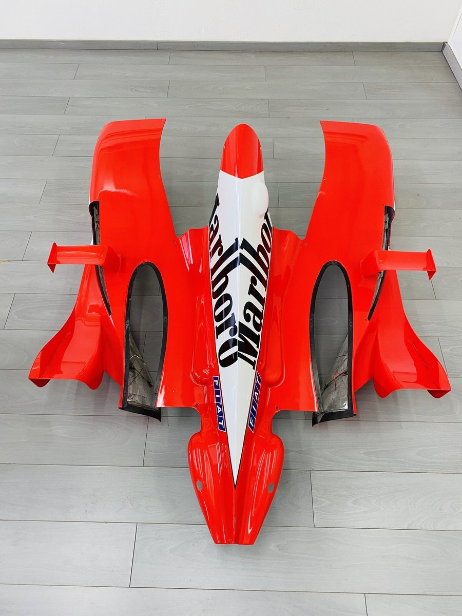 Ferrari F2002 Engine Cover For Sale (picture 5 of 6)