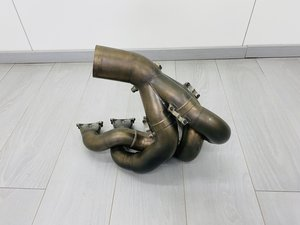 Ferrari F1 Exhaust