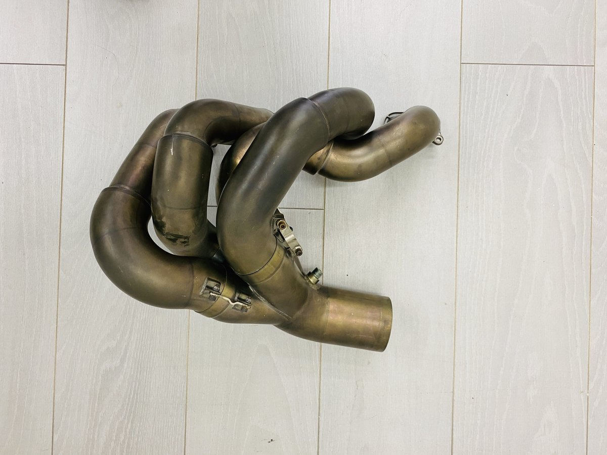 2008 Ferrari F1 Exhaust For Sale (picture 4 of 6)