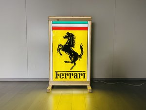 Ferrari illuminated Sign Neon Modena
