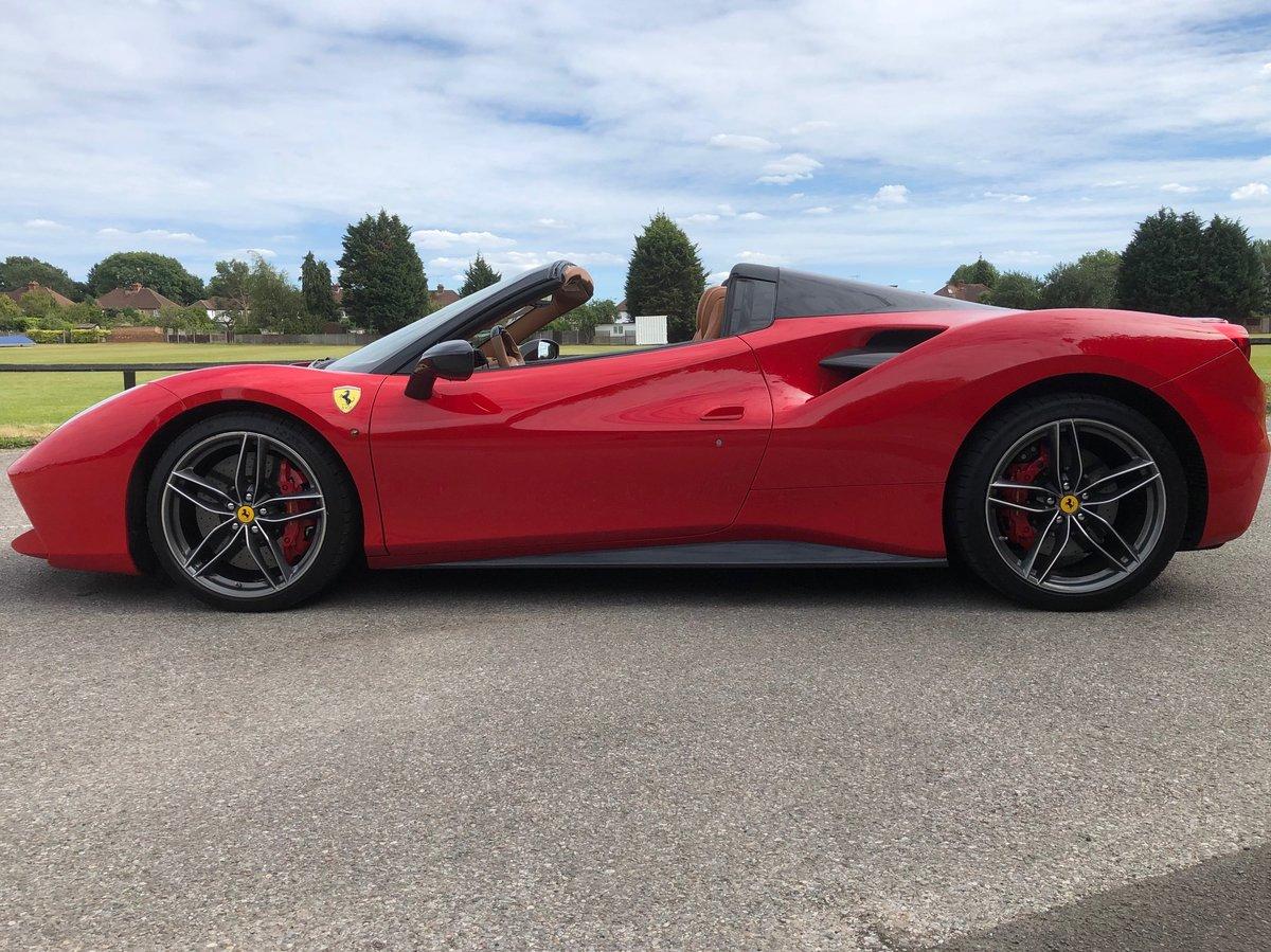 2016 Ferrari 488 Spider  For Sale (picture 3 of 6)