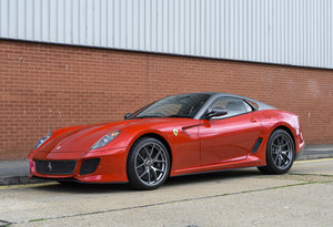 2011 Ferrari 599 GTO (RHD) For Sale