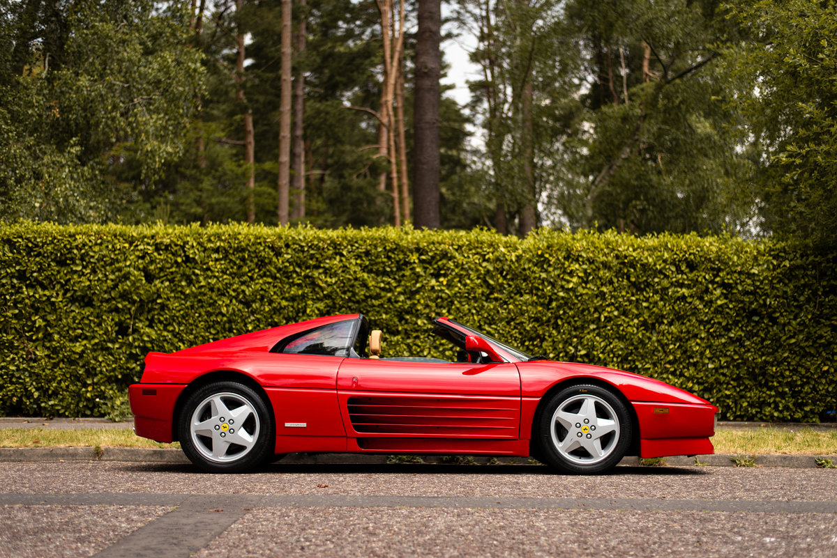 1991 Ferrari 348ts (LHD) For Sale (picture 1 of 6)