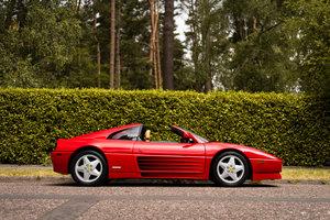 1991 Ferrari 348ts (LHD)