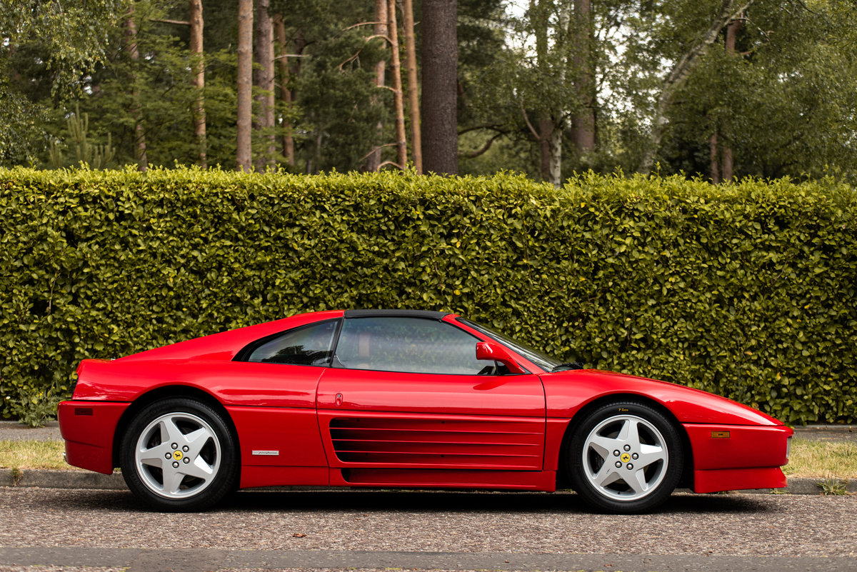1991 Ferrari 348ts (LHD) For Sale (picture 2 of 6)