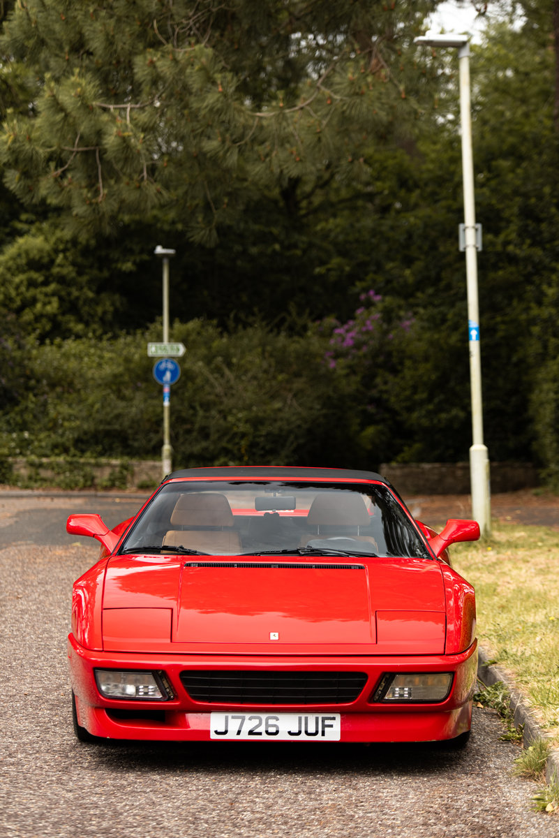 1991 Ferrari 348ts (LHD) For Sale (picture 3 of 6)