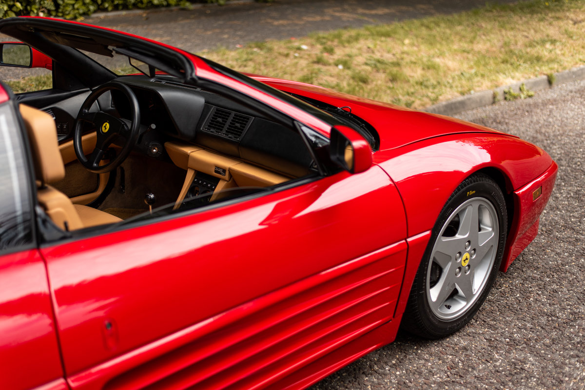 1991 Ferrari 348ts (LHD) For Sale (picture 4 of 6)
