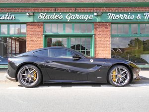 2013 Ferrari F12 Berlinetta Coupe