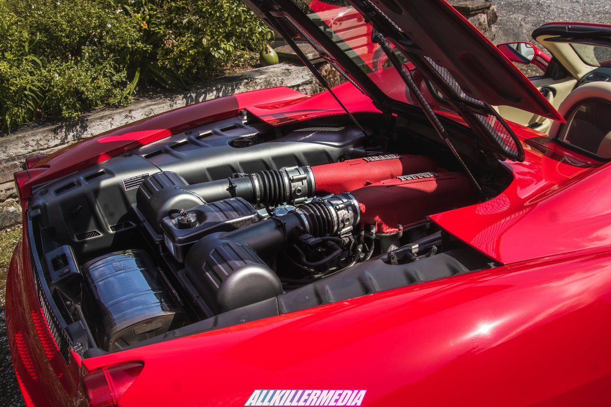 2006 Ferrari f430 spider rare manual For Sale (picture 3 of 6)