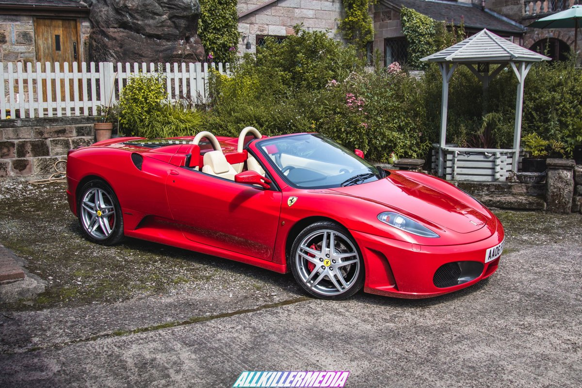2006 Ferrari f430 spider rare manual For Sale (picture 6 of 6)
