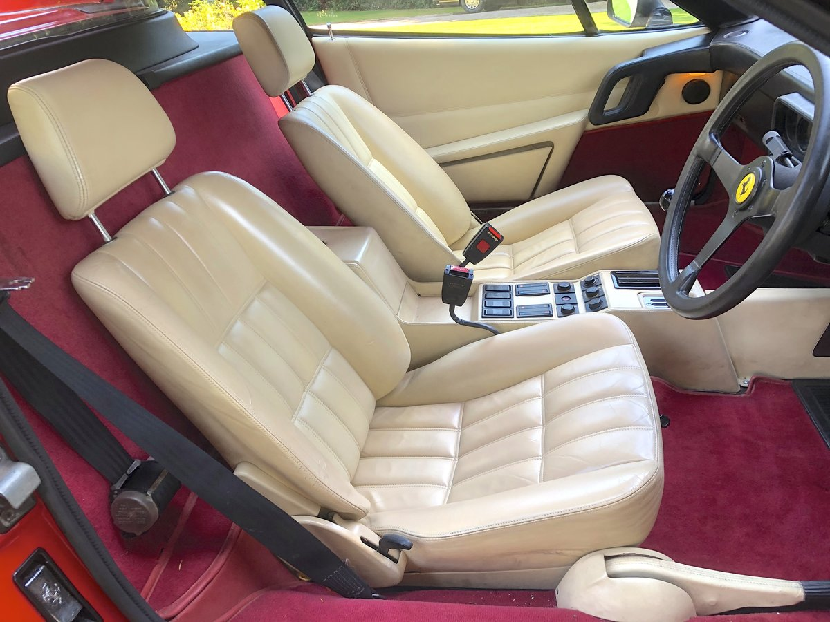 1987 FERRARI 328 GTB  Pre ABS 1 of only 77 UK RHD examples built For Sale (picture 5 of 6)