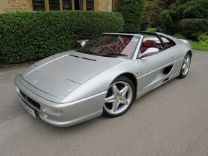 Picture of 1999 Ferrari 355 GTS manual in a unique colour combination  For Sale