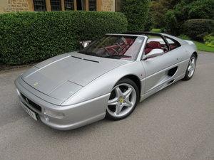 1999 Ferrari 355 GTS manual in a unique colour combination  For Sale