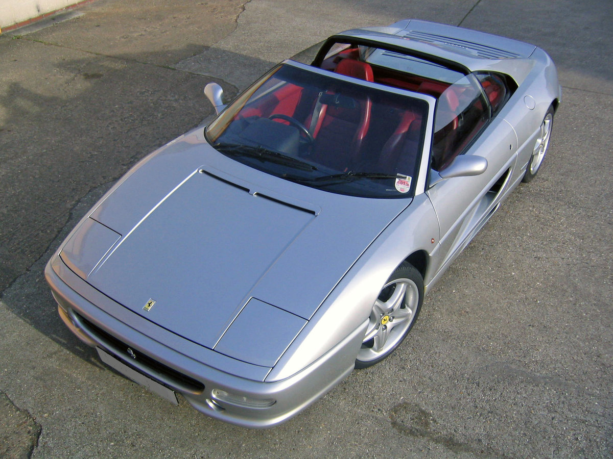 1999 Ferrari 355 GTS manual in a unique colour combination  For Sale (picture 6 of 6)