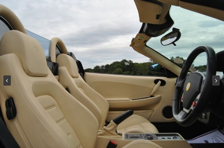2006 FERRARI F430 SPIDER F1 - Only 10,000 Miles! For Sale (picture 4 of 6)