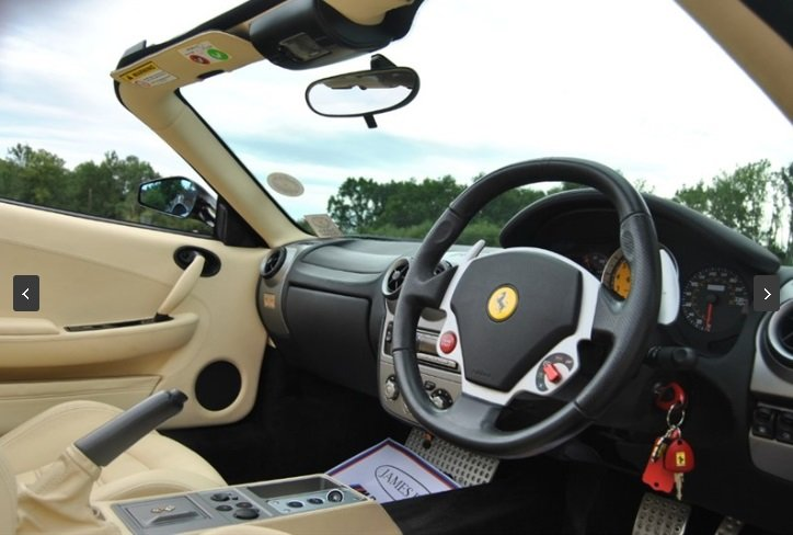 2006 FERRARI F430 SPIDER F1 - Only 10,000 Miles! For Sale (picture 6 of 6)