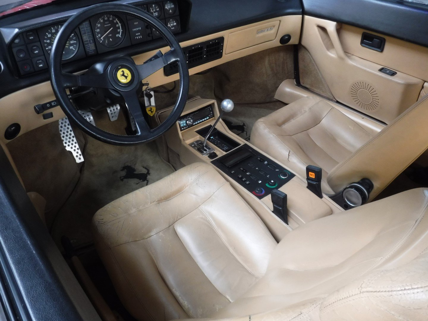 Ferrari Mondial cabrio 1988 For Sale (picture 3 of 6)