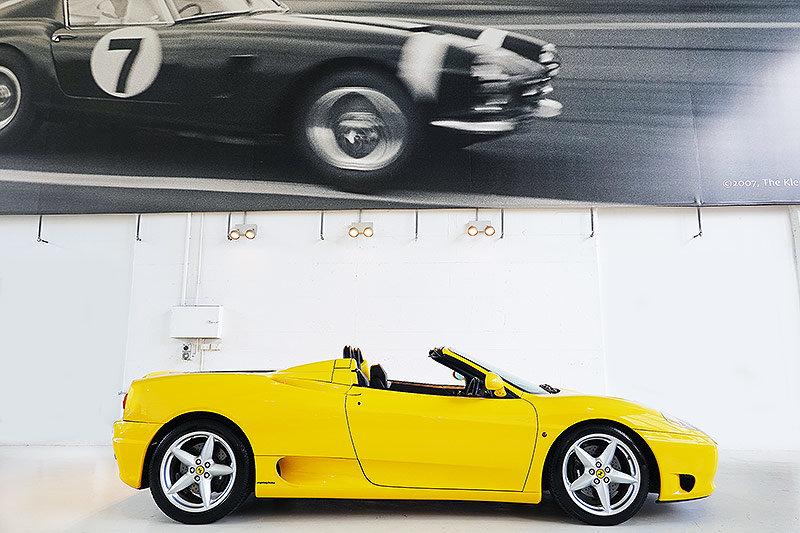 2002 Super rare Australian del., low mileage, orig. Gallo Modena For Sale (picture 3 of 6)