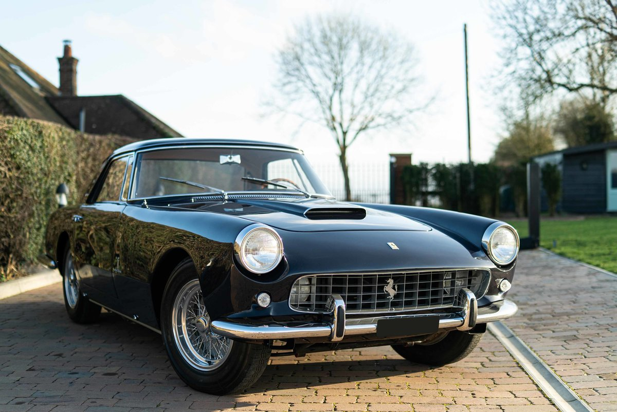 1959 Beautiful Series1 Ferrari 250 PF Coupe For Sale (picture 1 of 6)