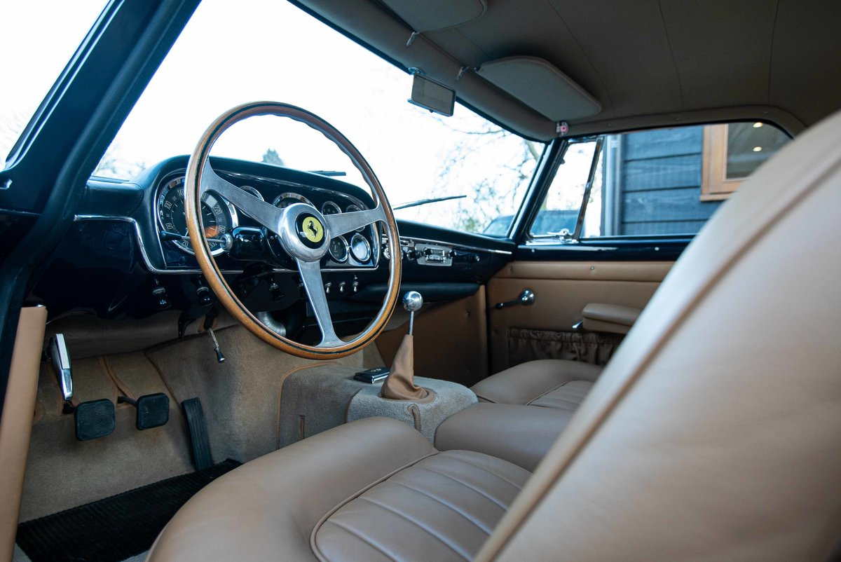 1959 Beautiful Series1 Ferrari 250 PF Coupe For Sale (picture 4 of 6)