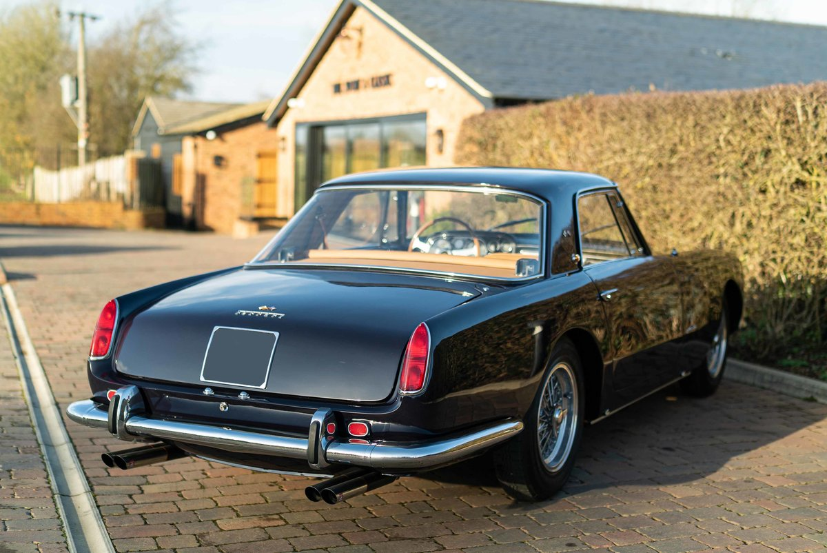 1959 Beautiful Series1 Ferrari 250 PF Coupe For Sale (picture 6 of 6)