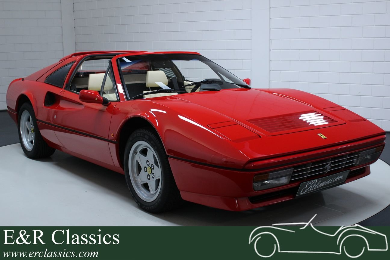 Ferrari 328 GTS 1988 43577 real Km  For Sale (picture 1 of 6)