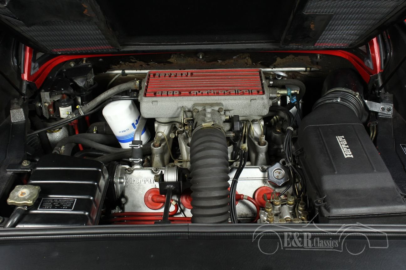 Ferrari 328 GTS 1988 43577 real Km  For Sale (picture 4 of 6)