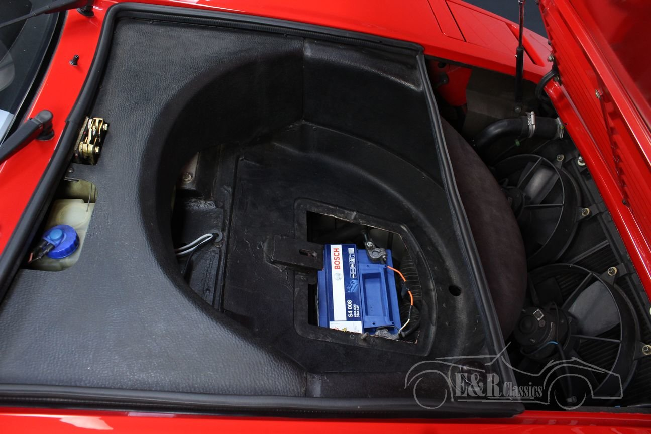 Ferrari 328 GTS 1988 43577 real Km  For Sale (picture 6 of 6)