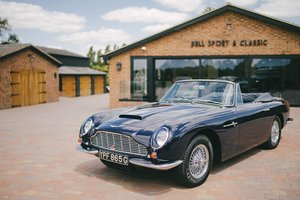 1968 One of the nicest Aston DB6 Volante's currently available