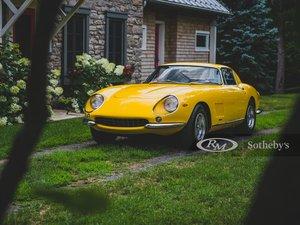1967  Ferrari 275 GTB4 by Scaglietti