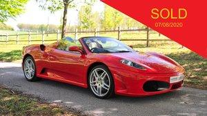 Picture of 2007 Ferrari F430 Spider F1 SOLD
