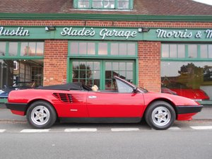 Picture of 1985 Ferrari Mondial QV Cabriolet For Sale