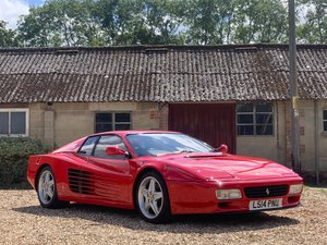 1993 Ferrari 512 tr - low miles rhd manual rc&b For Sale