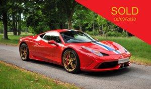 Picture of 2015 Ferrari 458 Speciale SOLD