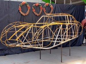 1967 WIRE BODY SHAPE FOR FERRARI 250 GTO