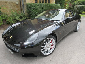 2009 Ferrari 612 One to One with HGT2 and electrochromic roof For Sale