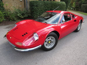 1972 Dino Ferrari 246 GT -MATCHING NUMBERS For Sale