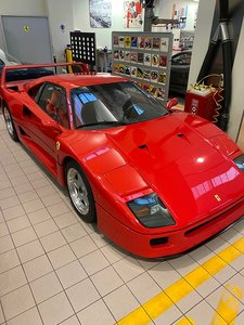 1989 Ferrari F40 Super Car 1 Owner Brilliant