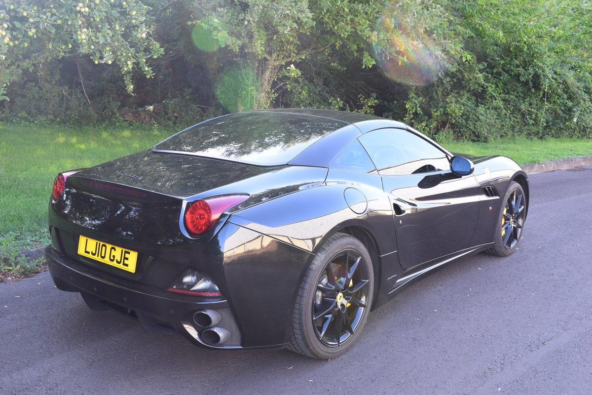 2010 A beautiful example of a Ferrari California For Sale (picture 1 of 2)
