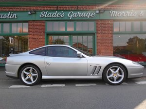 Picture of 1998 Ferrari 550 Maranello Coupe  For Sale