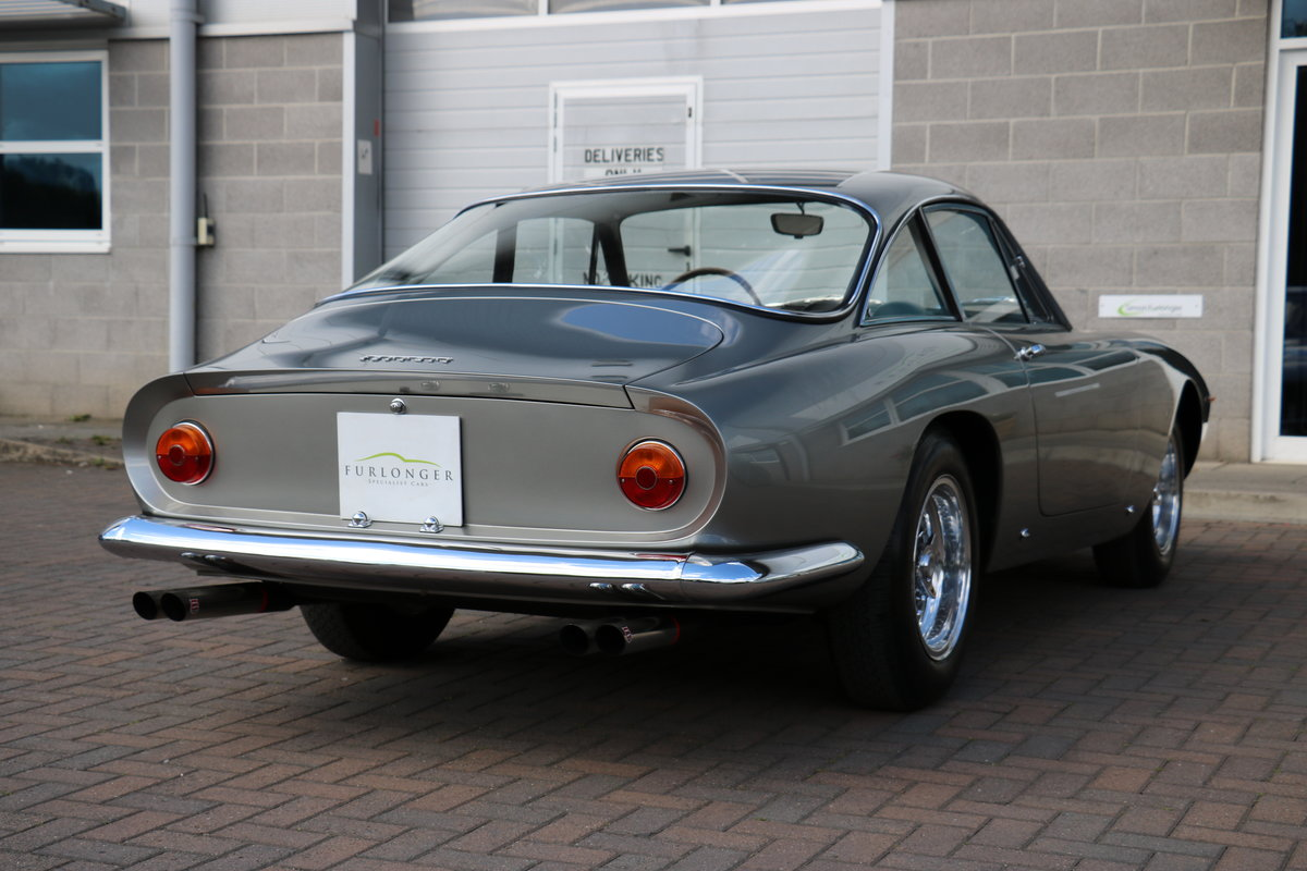 1963 Ferrari 250 Lusso - Matching Numbers For Sale (picture 3 of 6)