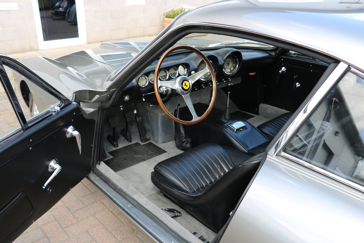 1963 Ferrari 250 Lusso - Matching Numbers For Sale (picture 4 of 6)