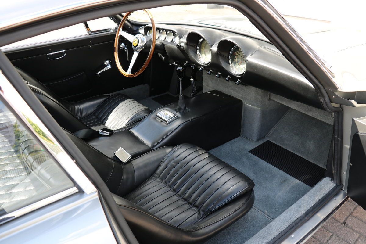1963 Ferrari 250 Lusso - Matching Numbers For Sale (picture 5 of 6)